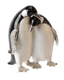 Treasured Trinkets Pair of Penguins