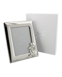 Disney Winnie The Pooh Silverplated Photo Frame