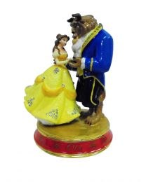 Disney Classic Trinket Box Beauty and the Beast