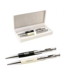 Amore Wedding Gifts. Mr And Mrs Pen Set