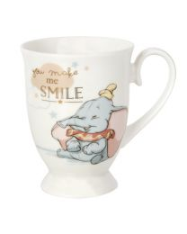 Disney Magical Moments Dumbo Mug - You Make Me Smile