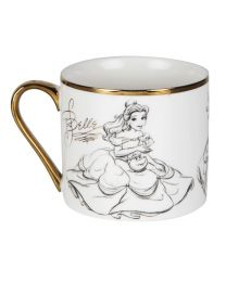 princess belle collectable mug 5017224812185