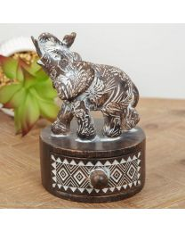 elephant trinket box 5017224902930