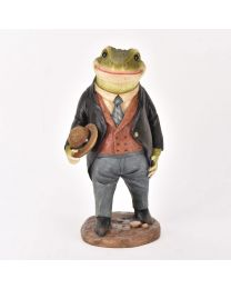 suited frog ornament 5017224927803