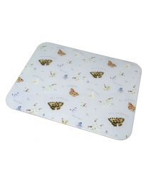 butterflies glass worktop saver 5055361516702