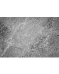 Exclusive Tuftop Smooth Glass Chopping Board, Light Grey Marble Slate Effect