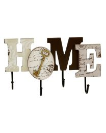 Home Living MDF HOME Coat Hook Hanging Decoration