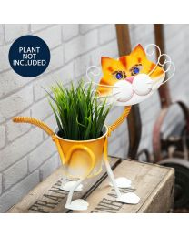 tom cat pot planter 5017224882157