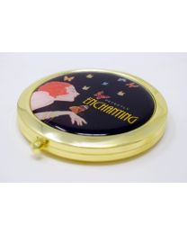 Perfectly Enchanting Compact Mirror