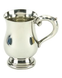 Baby Pewter Georgian Mug