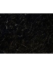 Exclusive Black Granite Marble Effect Smooth Glass Chopping Board