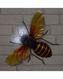 solar bee wall art 5017224882133