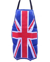 Union Jack Cotton Apron Standard Size