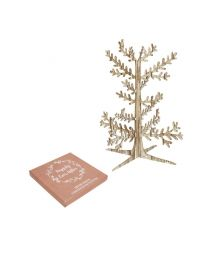 Love Story Heart Wedding Wishing Tree Keepsake Set Guest Book Alternative