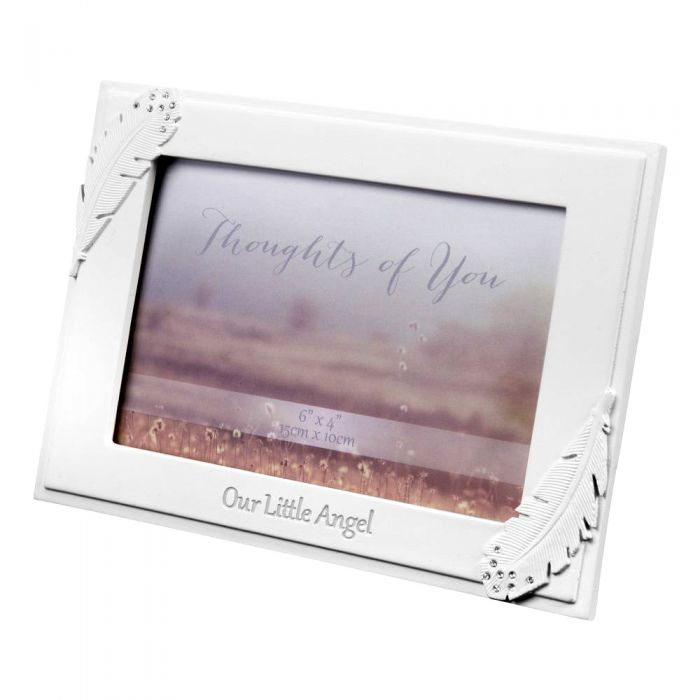 GLASS PHOTO FRAME MEMORIAL AND CANDLE HOLDER REMEMBERANCE SPECIAL KEEPSAKE UK
