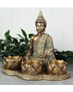 buddha tealight ornament 5017224791541