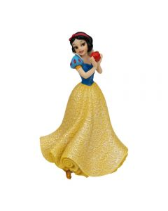 Official Disney Hand Painted Snow White Princess Figurine Ornament Boxed Gift