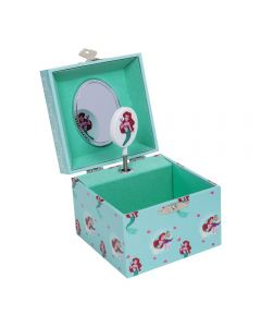 little mermaid jewellery box lid open 5017224867918