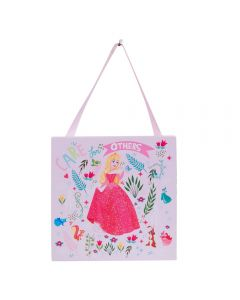 Official Disney Princess Aurora Hanging Wall Plaque Sleeping Beauty