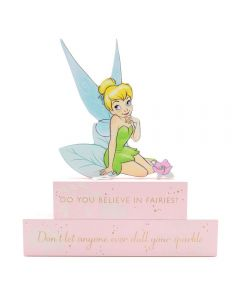 tinkerbell plaque stock photo 5017224892606