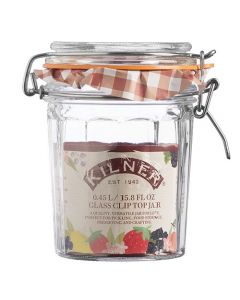 stock photo of kilner clip top jar 5010853218700