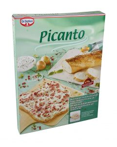 Dr. Oetker Ceramic Pizza Baking Stone Set For Oven