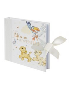 Disney Simba The Lion King Photo Album Holds 50 4x6'' Baby Gift