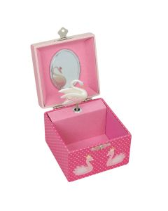 swan lake princess jewellery box