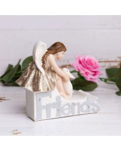 friends angel figurine in-situ 5017224892934