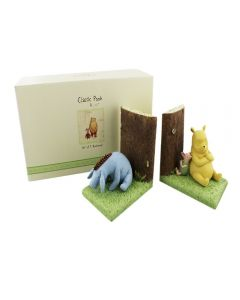 Official Heritage Classic Collection Disney Winnie The Pooh Bookends