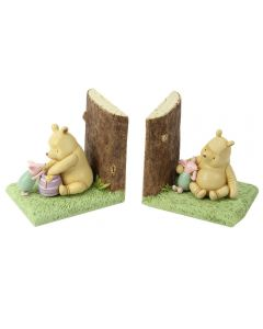 Disney Winnie the Pooh and Piglet Bookends