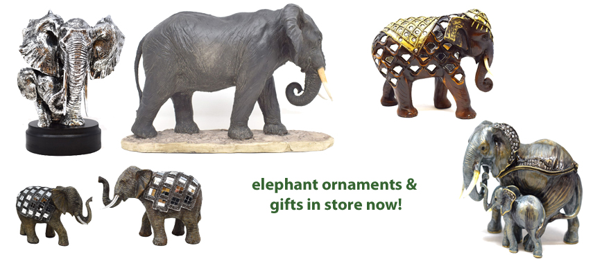elephant gifts and ornaments for sale