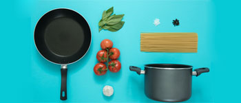cookware and dining items for sale