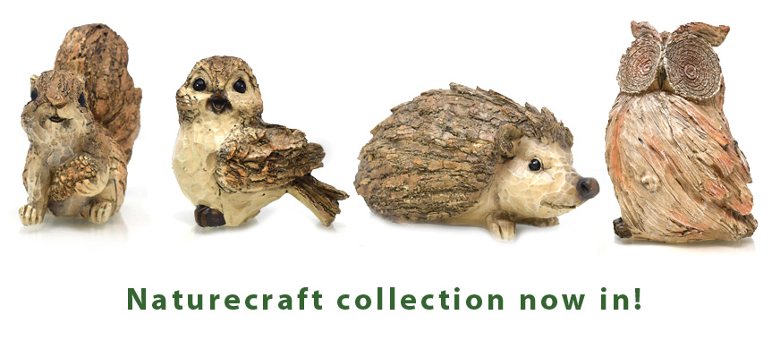 naturecraft wooden animals