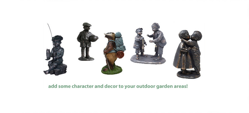 billy boy garden ornaments for sale