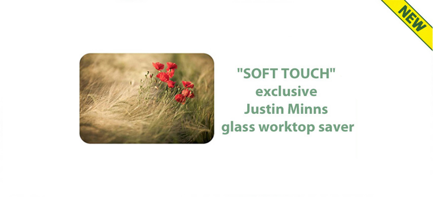 soft touch by Justin Minns