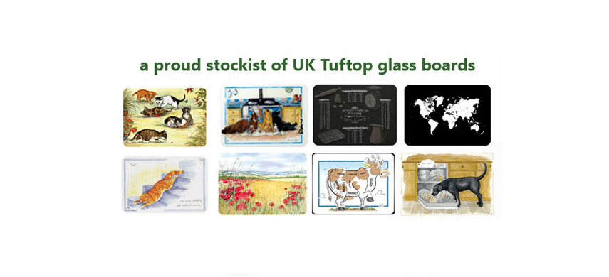 tuftop glass chopping boards for sale
